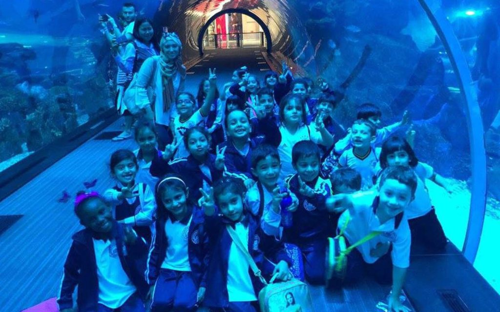 field trips from Al Zuhour Private School
