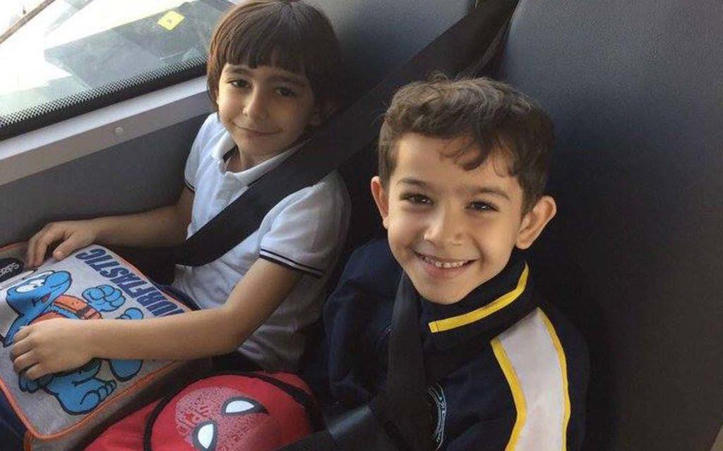 school transportation at Al Zuhour Private School