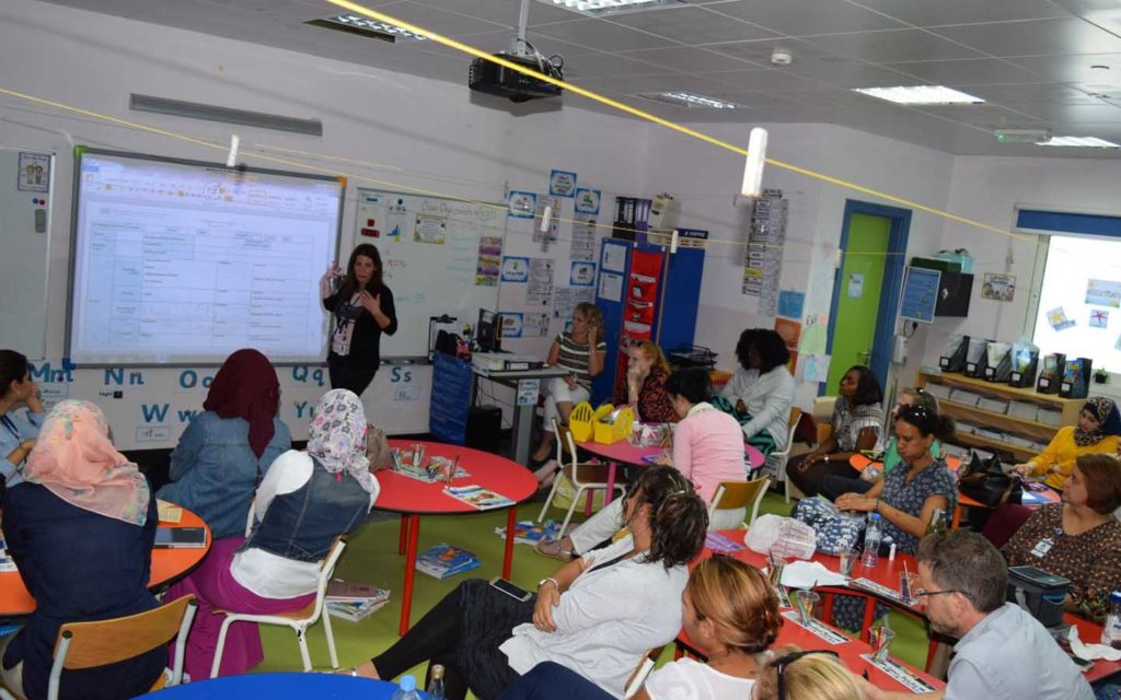 parents engagement at Madar International School