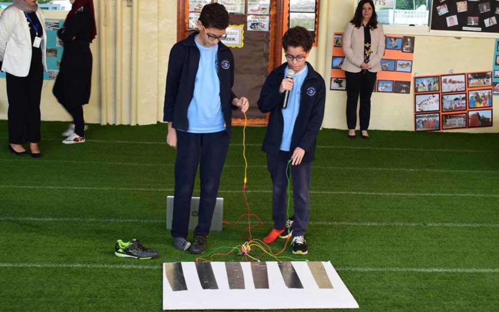 STEM Exhibition at Future International School Al Ain