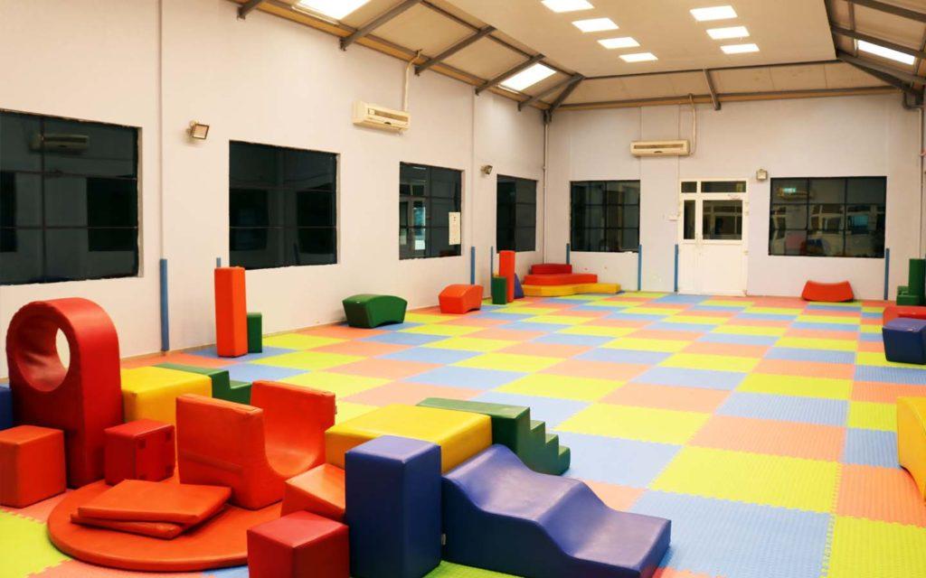 Kindergarten activity room at BAKIS