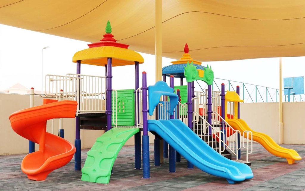 Kindergarten Play Area at BAKIS