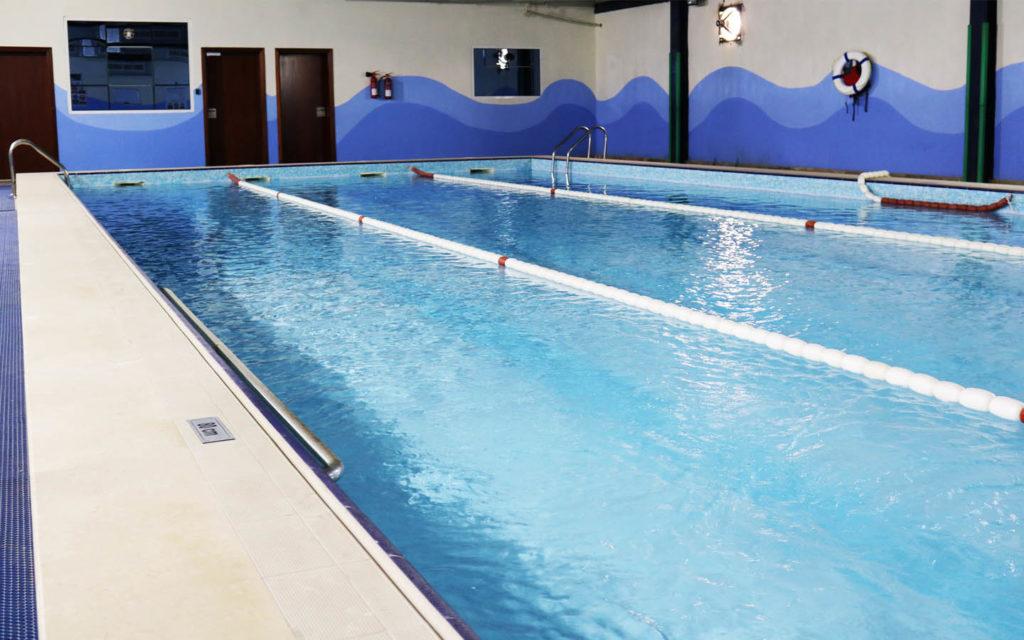 Swimming pool at BAKIS