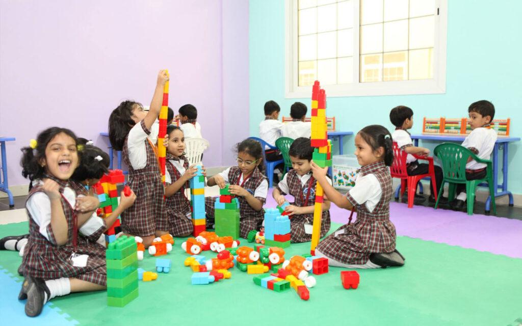 Curriculum followed at Gulf Asian Indian School in Sharjah