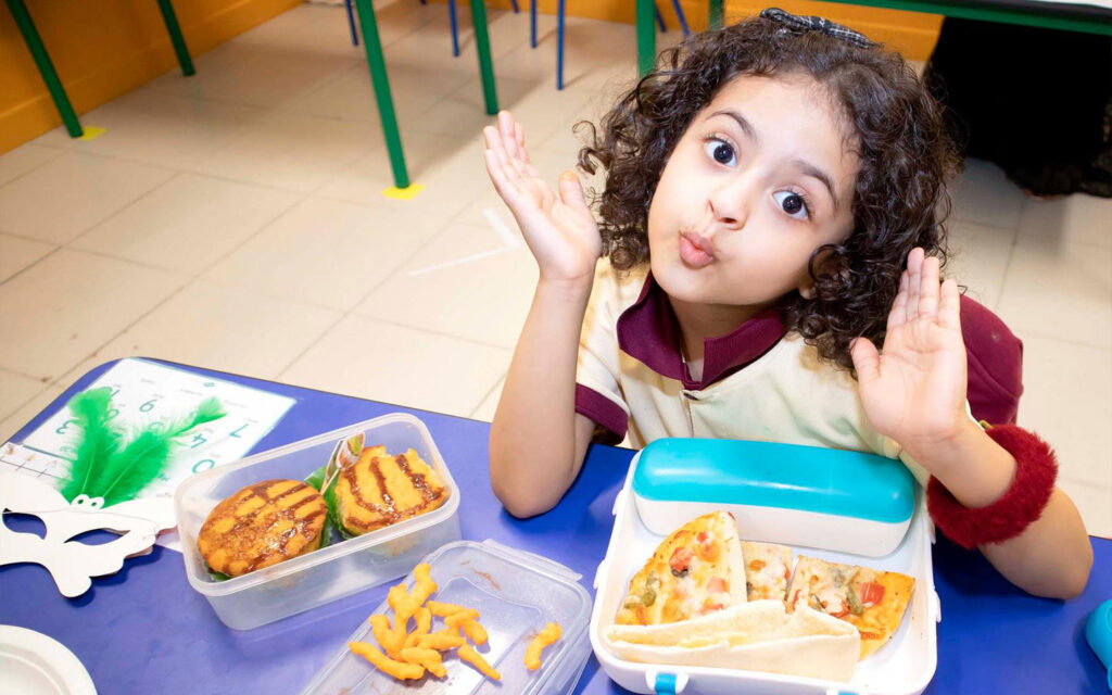 lunch options at  GEMS Cambridge International Private School