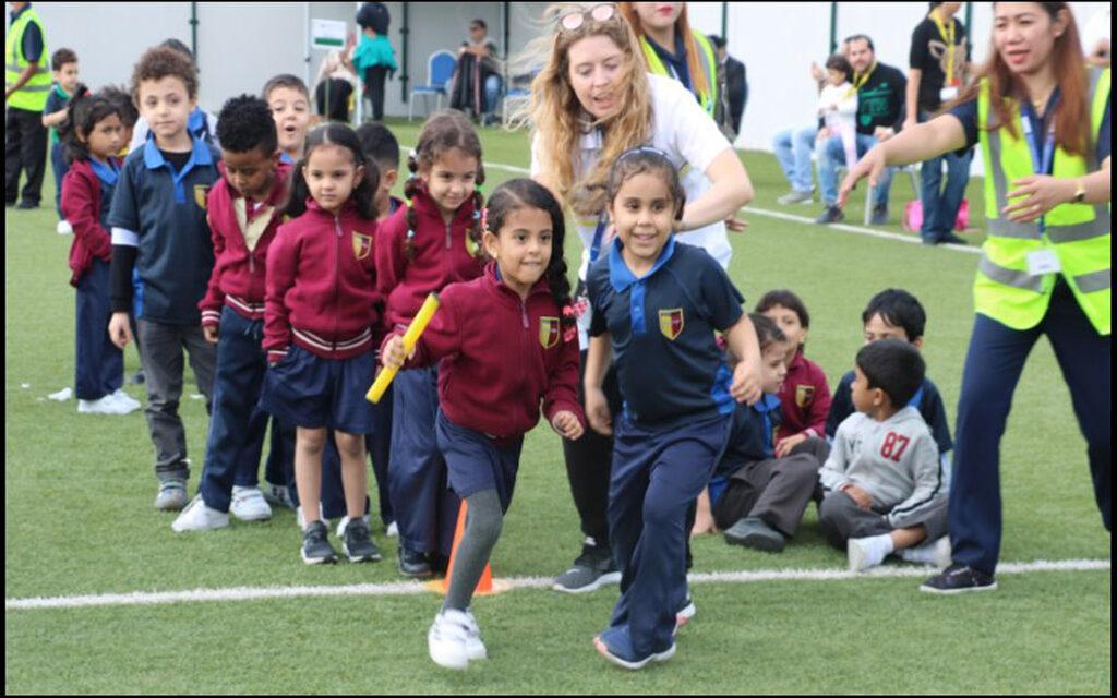 sports facilities at Gems Cambridge International Private School
