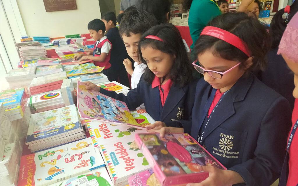 Extracurricular programmes at Ryan International School Sharjah