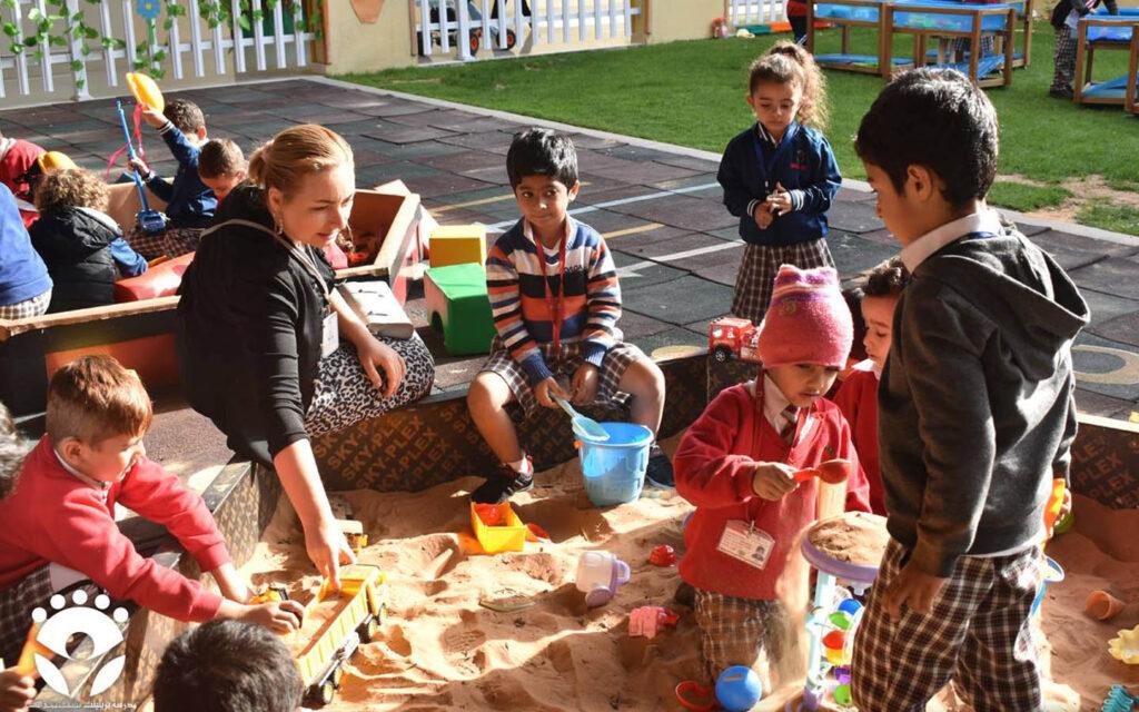 curriculum Brilliant International Private School