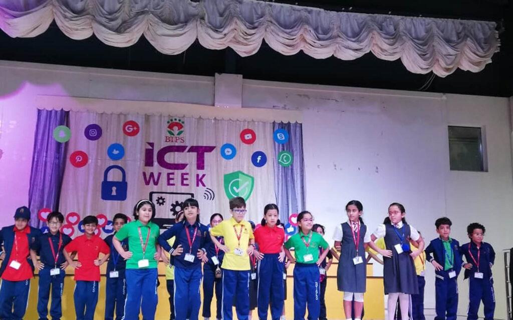 extracurricular activities at Brilliant International Private School