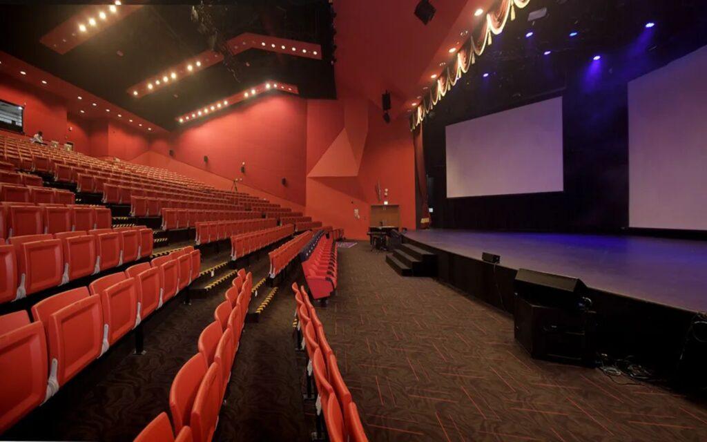 Auditorium of GEMS Modern Academy Dubai