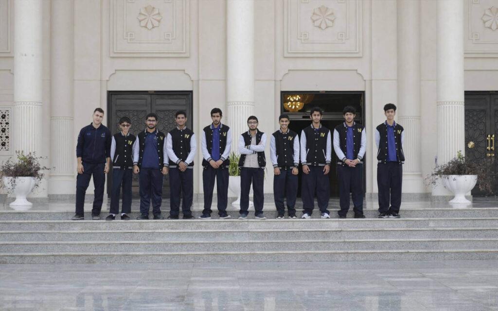 Field trip to Sharjah university by RAIS