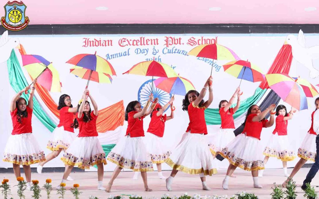 Extracurricular activities offered at Indian Excellent School